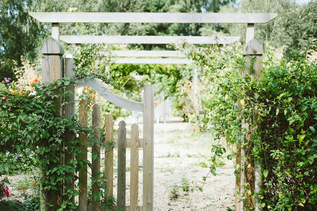 How To Build A Simple Wooden Gate